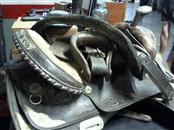 BUFFALO SADDLE Horse Tack WESTERN HORSE SADDLE